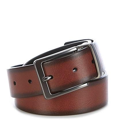 Roundtree & Yorke Reversible Leather Belt