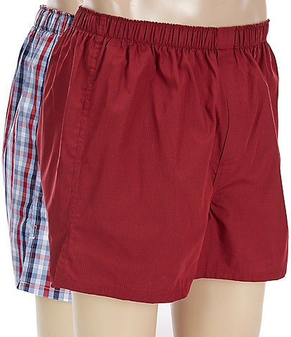 Roundtree & Yorke Tapered Boxers 2-Pack