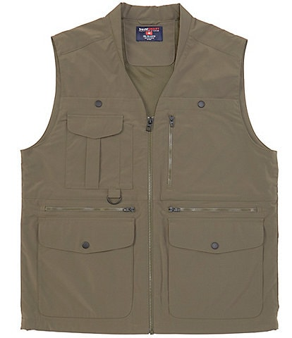 Roundtree & Yorke TravelSmart Pocketed Vest