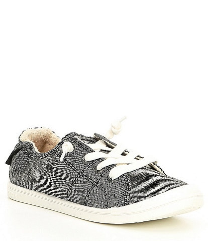 Roxy Bayshore III Canvas Slip On Sneakers