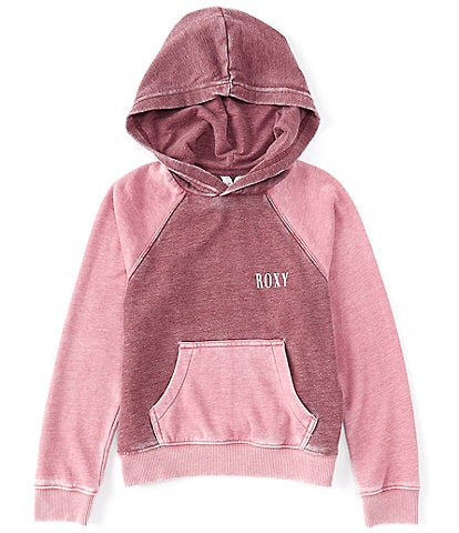 Roxy Big Girls 8-16 Thing With Me Colorblock Pullover Hoodie