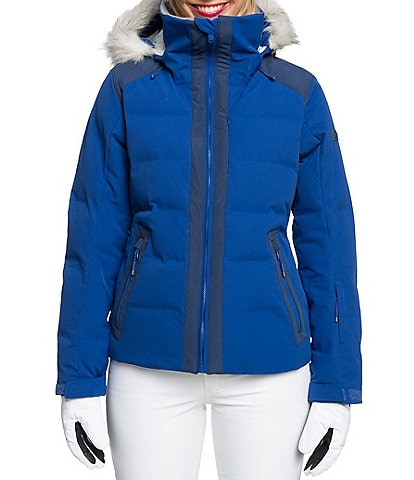 Roxy Clouded Snow Ski Jacket