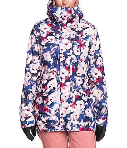 Roxy GORE-TEX® Glade Printed Snow Ski Jacket