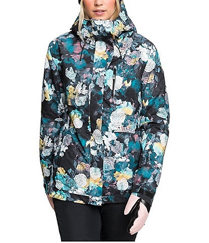Roxy GORE-TEX® Stretch Haze Snow Ski Jacket