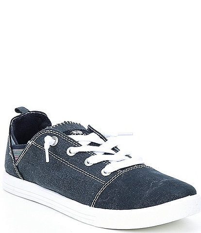 Roxy Libbie Canvas Stretch Sneakers