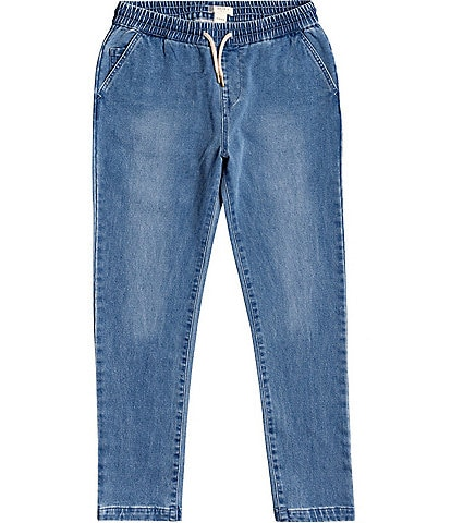 Roxy Little/Big Girls 4-16 Traveling Alone Relaxed-Fit Jeans