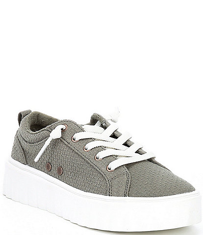 Roxy Sheilahh Canvas Platform Sneakers