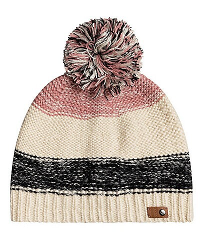 Roxy Shelby Block Snow Beanie