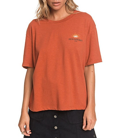 Roxy The Sweetest Short-Sleeve Tee