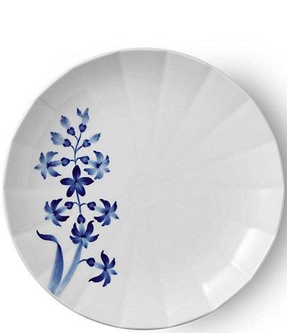 Royal Copenhagen Blomst Hyacinth Salad Plate