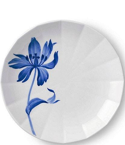 Royal Copenhagen Blomst Tulip Dessert Plate