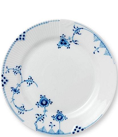 Royal Copenhagen Blue Elements Salad Plate