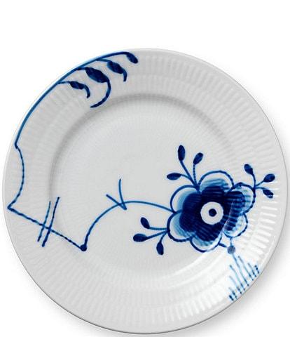 Royal Copenhagen Blue Fluted Mega Bread Butter Plate #6