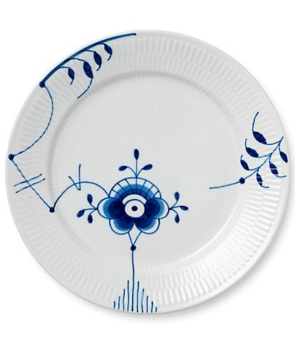 Royal Copenhagen Blue Fluted Mega Dinner Plate #6