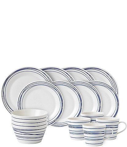 Royal Doulton Pacific Lines 16-Piece Dinnerware Set