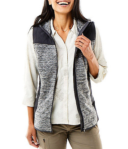 Royal Robbins Shadowquilt Hooded Woven Vest