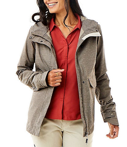 Royal Robbins Switchfrom Packable Waterproof Jacket