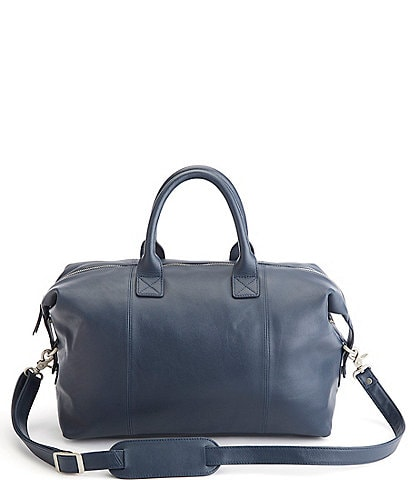 ROYCE New York Executive Overnight Duffel Bag