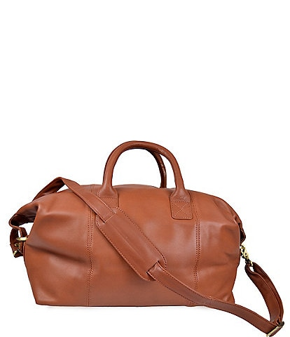 ROYCE New York Executive Overnight Duffel Bag