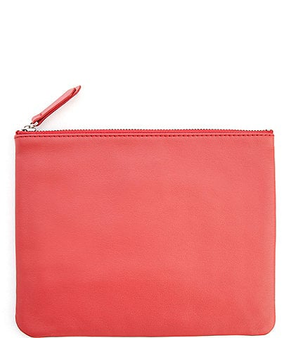 ROYCE New York Genuine Leather Travel Pouch