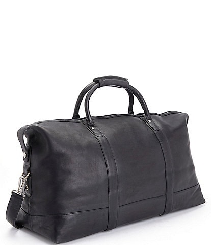 ROYCE New York Luxury Luggage Duffel Bag
