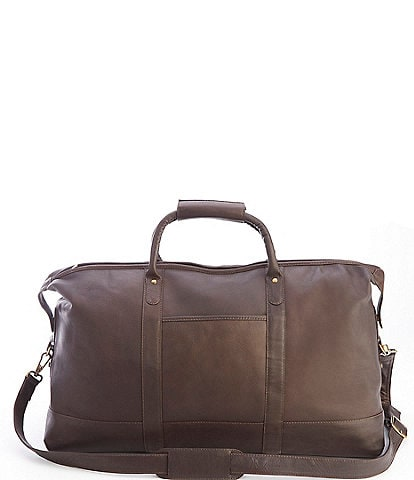 ROYCE New York Luxury Luggage Duffel Bag