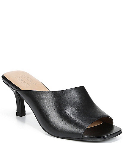 RSVP Collection Naturalizer Stacy Leather Slides