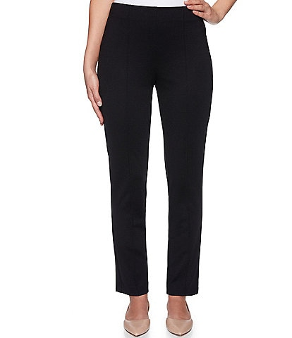 Ruby Rd. Stretch Ponte Pull-On Pants