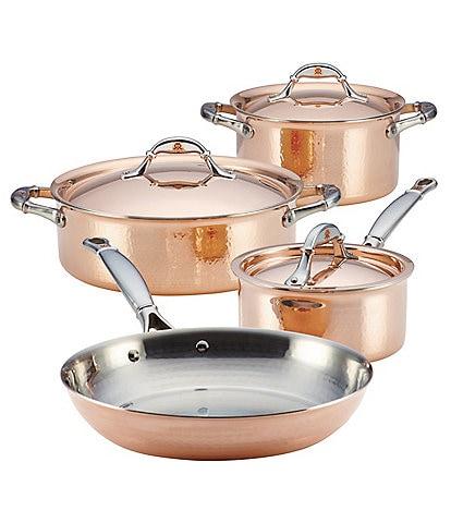 Ruffoni Symphonia Cupra 7-Piece Cookware Set
