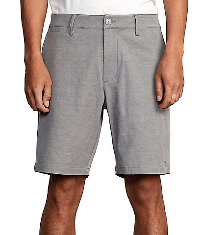 RVCA Back In 19#double; Outseam Hybrid Shorts