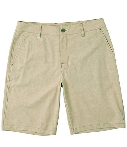 RVCA Big Boys 8-20 Balance Hybrid Chino Shorts
