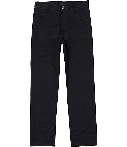 RVCA Big Boys 8-20 Weekday Stretch Straight-Fit Pants