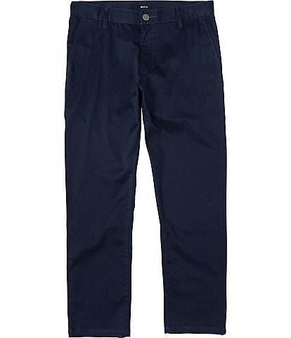 RVCA Big Boys 8-20 Weekday Stretch Straight-Fit Pants