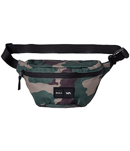 RVCA Camouflage-Printed Waist Pack