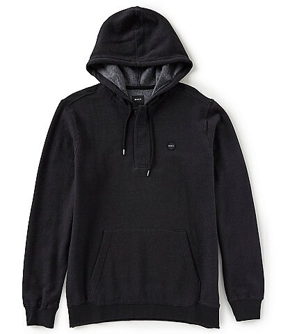 RVCA Lupo Pullover Fleece Pullover Hoodie
