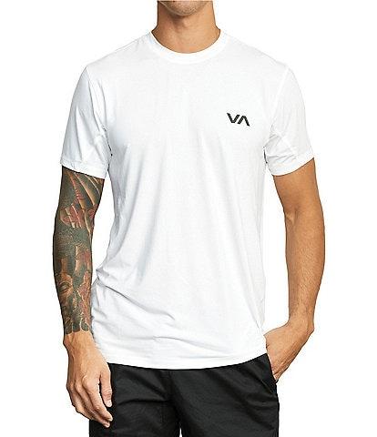 RVCA VA Sport Collection Vent Short-Sleeve T-Shirt