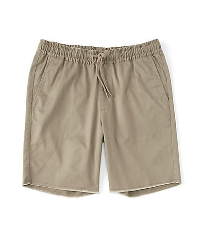 RVCA Weekend Elastic Pull-On 19#double; Outseam Shorts