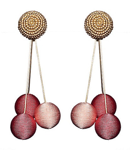 Sachin & Babi Lorelei Clip-On Statement Earrings