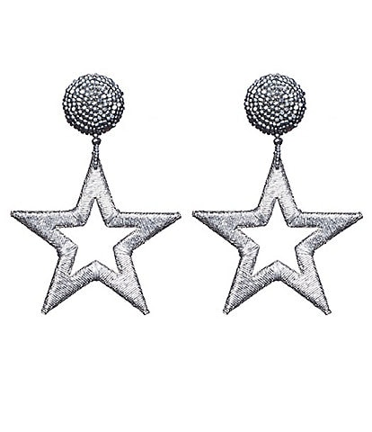 Sachin & Babi Romee Star Statement Earrings