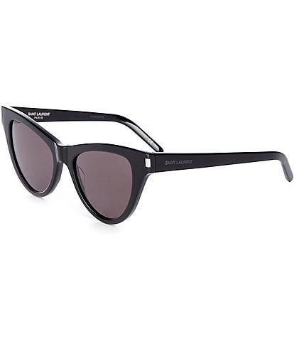 Saint Laurent Cat Eye 54mm Sunglasses