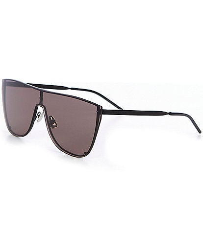 Saint Laurent Men's Shield Sunglasses