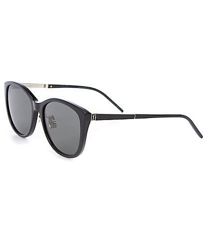 Saint Laurent Round 56mm Sunglasses