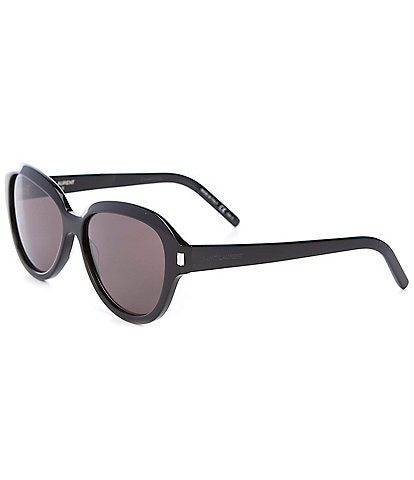Saint Laurent Round 58mm Sunglasses