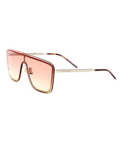 Saint Laurent Women's Shield Sunglasses