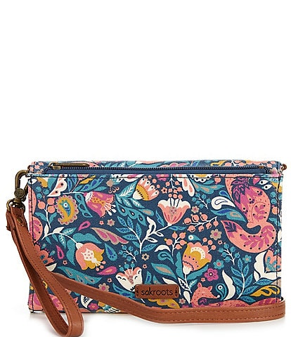 Sakroots Marin Smartphone Mini Crossbody Bag