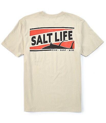Salt Life Short-Sleeve Tuna Trek Graphic T-Shirt