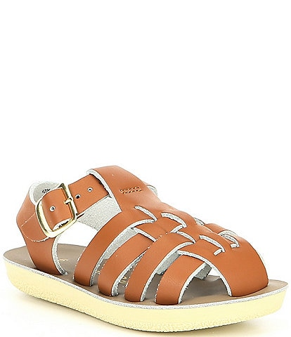 Sun-San Sandal by Hoy Kids' Sailor Leather Sandal Infant
