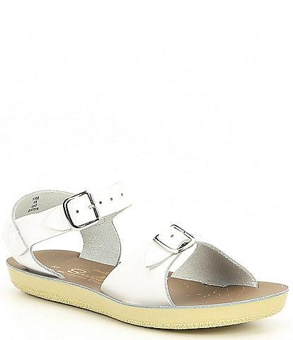Saltwater Sandals by Hoy Girls' Sun-San Surfer Sandals Toddler