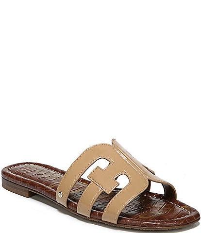 Sam Edelman Bay Patent Double E Sandals