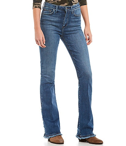 Sam Edelman Denim High Rise Bootcut Jean
